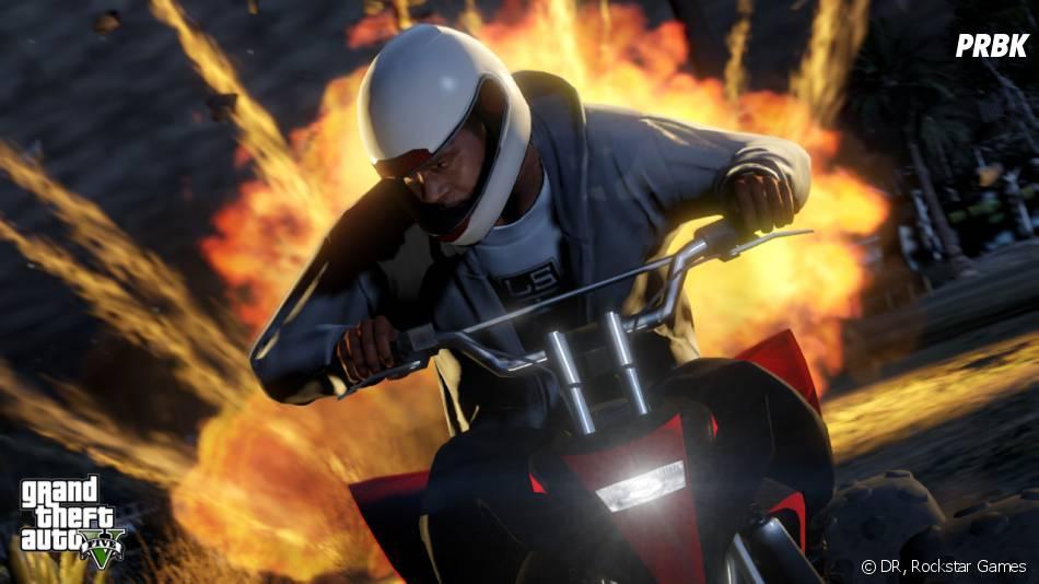 GTA 5 : un mod tsunami fait son apparition