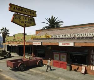 GTA 5 pourrait sortir sur PC