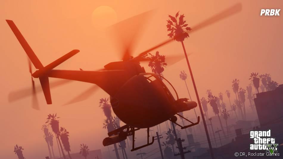 GTA 5 s'est vendu à plusieurs millions d'exemplaires