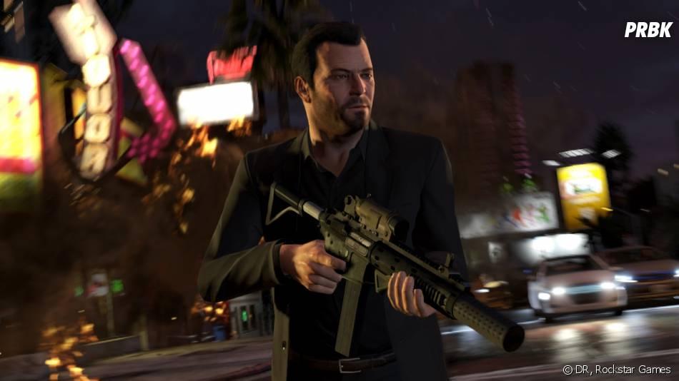 GTA 5 est l'un des plus gros succès du jeu vidéo de 2013