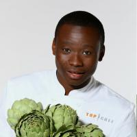 Top Chef 2014 : Dieuveil Malonga, candidat orphelin et expert des concours