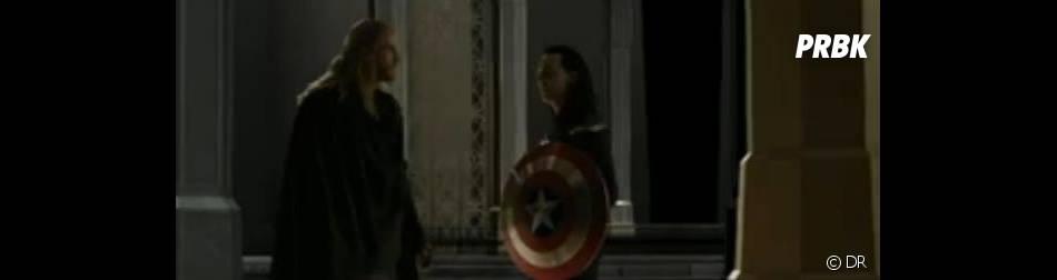 Thor 2 : Tom Hiddleston a remplacé Chris Evans dans les bonus