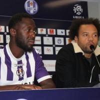 Thomas N'Gijol footballeur à Toulouse ? Sa conférence de presse délirante avec Fabrice Eboué