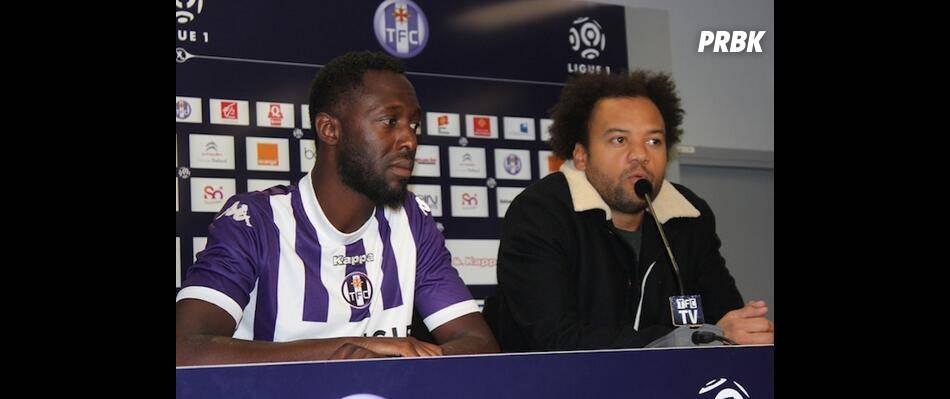 Thomas N'Gijol, nouveau joueur de foot à Toulouse ?