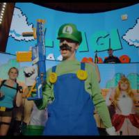Norman, La Ferme Jérôme, Cyprien : Luigi règle ses comptes avec Mario