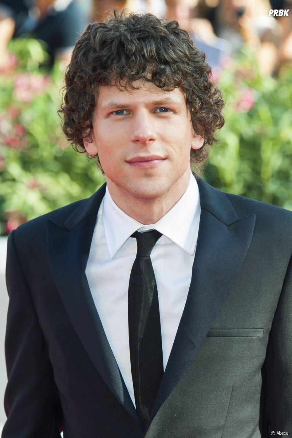 Jesse Eisenberg bientôt dans la peau de Lex Luthor pour Batman VS Superman