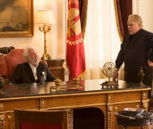 Philip Seymour Hoffman dans Hunger Games 2