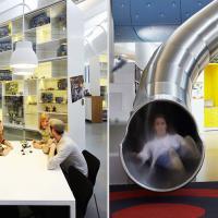[PHOTOS] Top 10 des locaux les plus cool du monde pour travailler