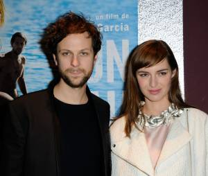 Louise Bourgoin et Jean Rocherfort pour l'avant-première d'Un beau dimanche, le 3 février 2014 à Paris