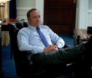 House of Cards : Kevin Spacey joue le rôle de Frank Underwood