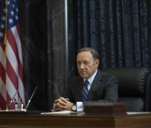 House of Cards : Kevin Spacey bientôt de retour pour une saison 3
