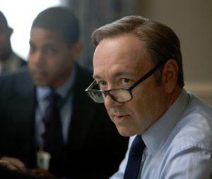 House of Cards : Kevin Spacey sur une photo de la saison 1