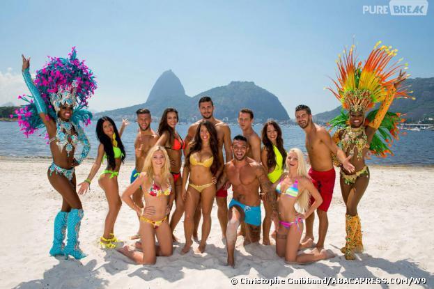 Les Marseillais à Rio : la photo officielle du casting