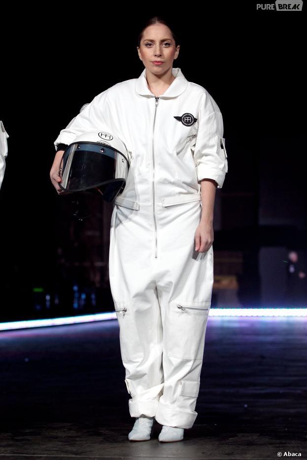 Lady Gaga : elle s'envolera pour un concert dans l'espace en 2015