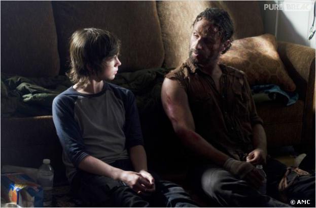 The Walking Dead saison 4 : des révélations à venir