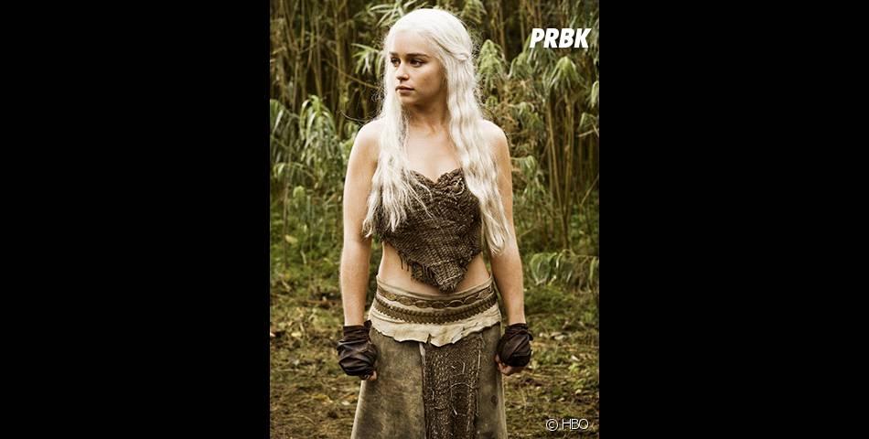 Game of Thrones : Emilia Clarke habituée des scènes nues