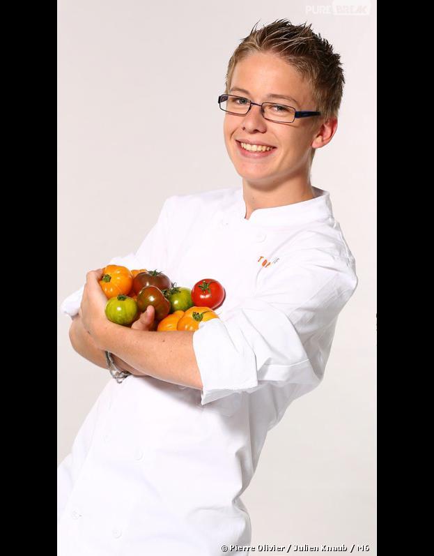 Top Chef 2014 : Jordan, le petit génie de 18 ans