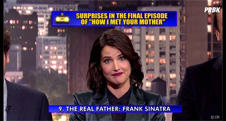How I Met Your Mother saison 9 :la révélation de Cobie Smulders