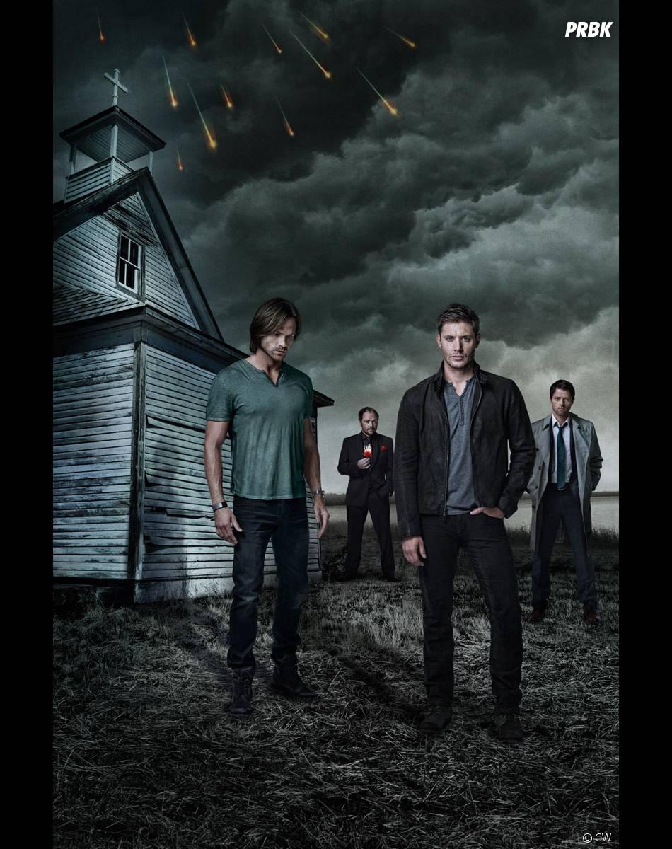 Supernatural : deux acteurs pour le spin-off