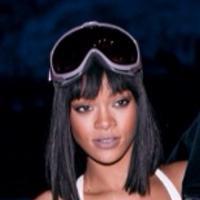 Rihanna : vacances au ski... en bikini
