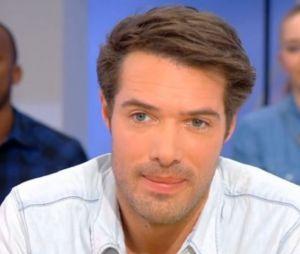 Nicolas Bedos en interview dans Le Supplément sur Canal +