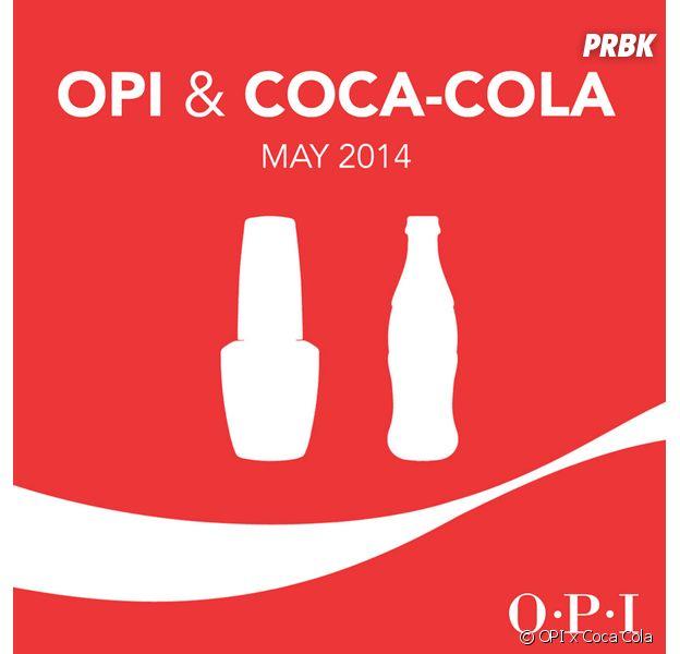 Coca-Cola et OPI : une collection de vernis Sprite, Fanta ou Vanilla Coke attendue pour mai 2014
