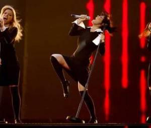 Serebro : groupe de rock féminin en Russie (candidates à l'Eurovision en 2007)