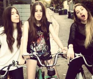 Haïm : les trois soeurs américains ont monté un groupe de rock 100%  féminin