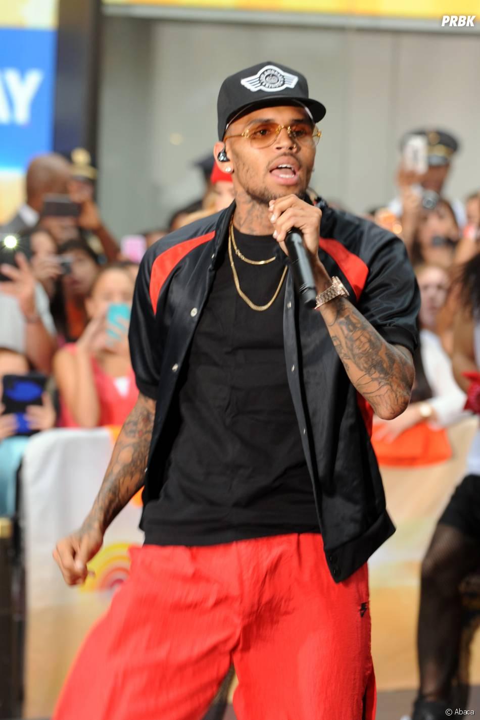 Chris Brown en liberté conditionnelle