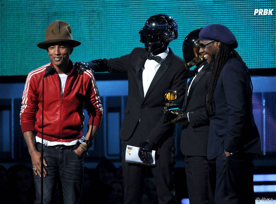 Grammy Awards 2014 : les Daft Punk auraient du enlever leurs casques selon Laurent Weil