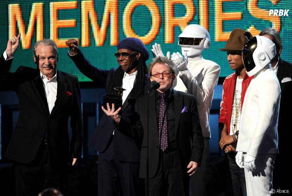 Grammy Awards 2014 : Laurent Weil critique les casques des Daft Punk
