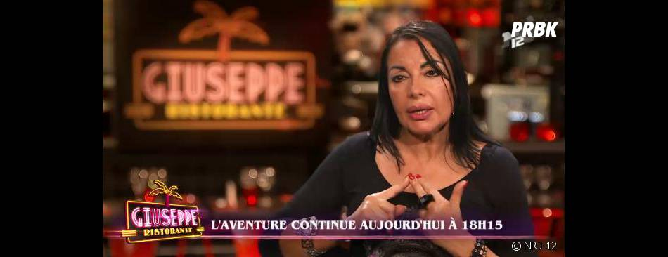 Giuseppe Ristorante : Marie-France va-t-elle voler la vedette à Giuseppe ?