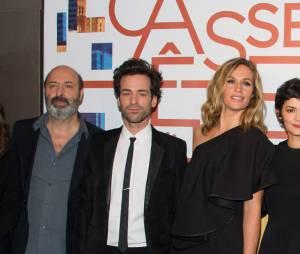 Casse-tête chinois : le casting à l'avant-première du film le 25 novembre 2013 à Paris