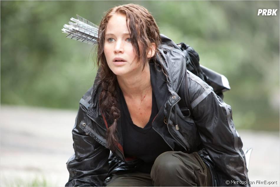 Hunger Games : Jennifer Lawrence sur une photo
