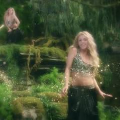 Shakira se démultiplie et ressort son déhanché pour une pub
