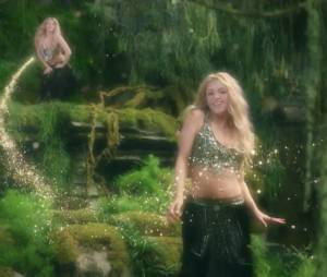 Pub sexy pour Activia avec Shakira