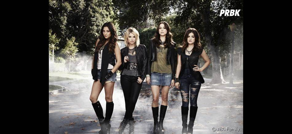 Pretty Little Liars saison 5 arrive le 10 juin sur ABC Family