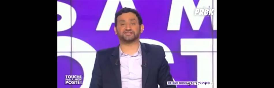 Cyril Hanouna étonné que Giuseppe Ristorante soit renouvelé pour une saison 2