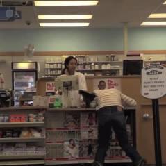 Il s'évanouit devant des passants : la caméra cachée à tomber par terre