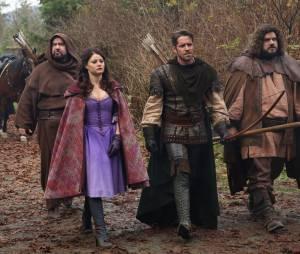 Once Upon A Time saison 3, épisode 13 : Robin des Bois et Belle vont-ils venir en aide à Regina ?
