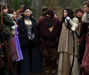 Once Upon A Time saison 3, épisode 13 : les personnages de contes dans la forêt enchantée