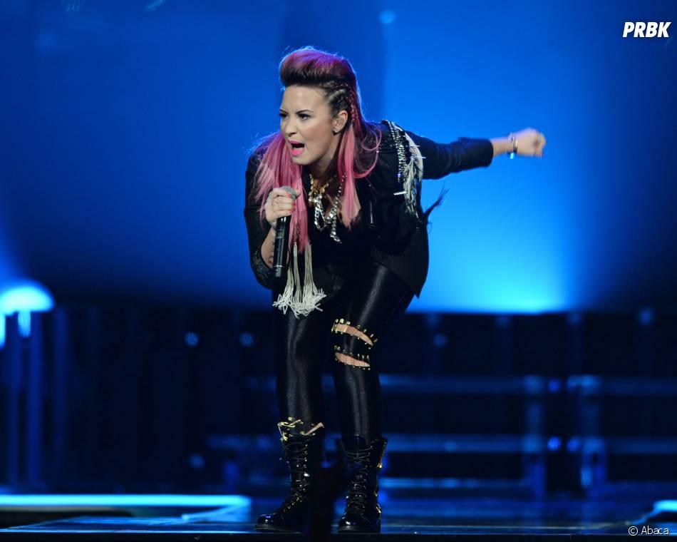 Demi Lovato en guerre contre ceux qui valorisent la boulimie