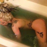 Lady Gaga nue dans son bain : best-of de ses photos sexy