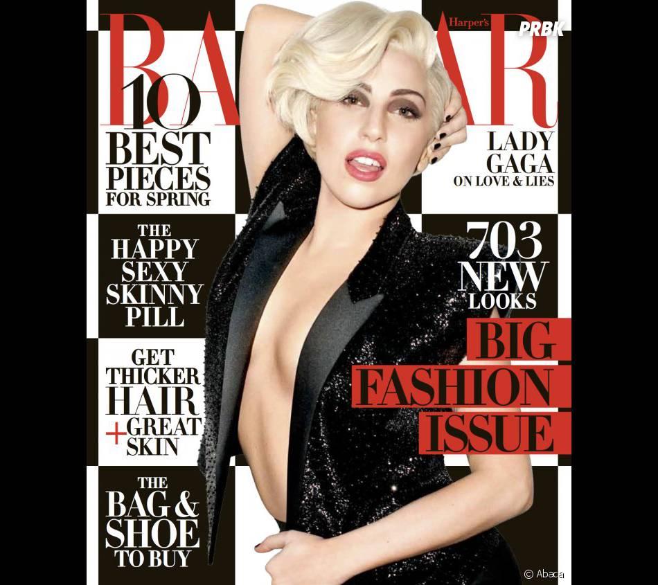 Lady Gaga : best-of de ses photos sexy