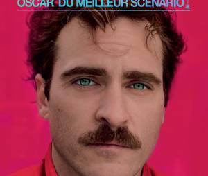 Her : Joaquin Phoenix sur l'affiche