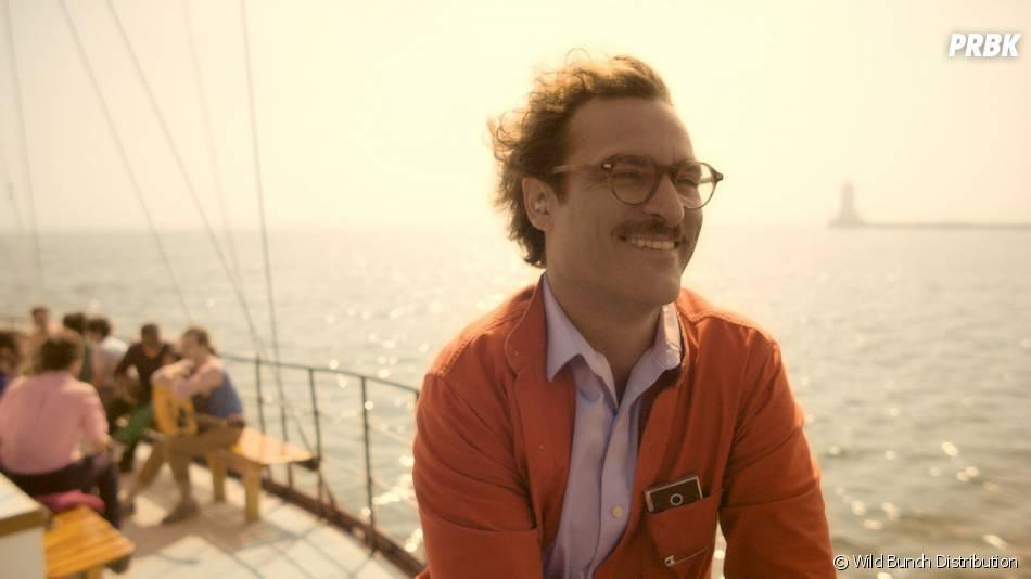 Her : Joaquin Phoenix sur une photo