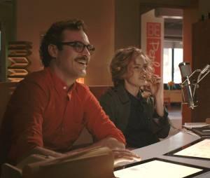 Her : Joaquin Phoenix et Amy Adams