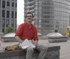 Her : Joaquin Phoenix sur une image