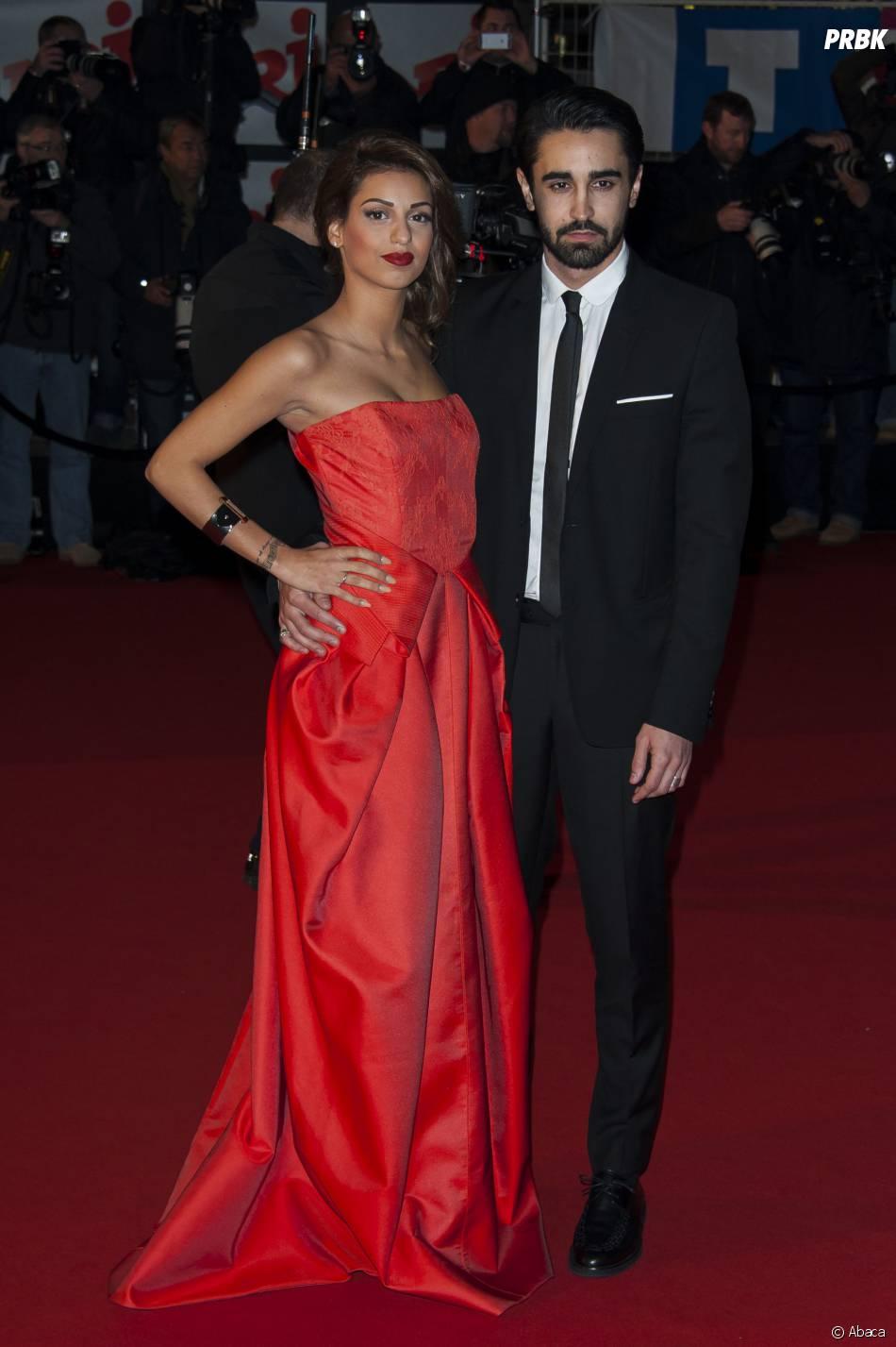 Tal et Anthony : couple glamour sur le tapis rouge des NMA 2013