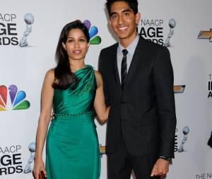 Freida Pinto et Dev Patel forment un couple depuis 2009